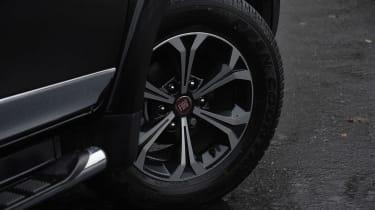 Fiat Fullback - wheel