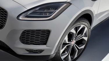 Jaguar E-Pace - headlight