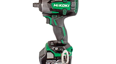 HiKOKI WR 18DBDL2JX 18v Brushless Impact Wrench