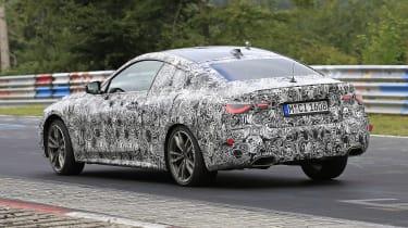 BMW 4 Series - spyshot 7