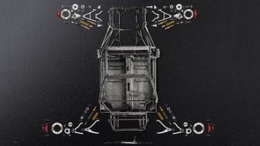 Kimera Automobili EVO37 - set up