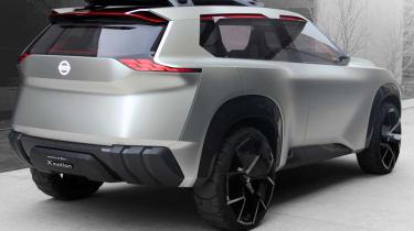 Nissan Xmotion Concept - rear quarter
