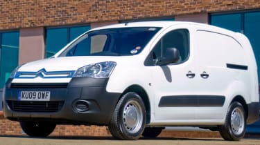 Citroen Berlingo - front static