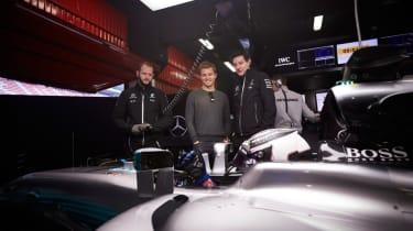 Formula 1 2017 - Mercedes Rosberg