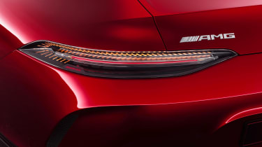 Mercedes-AMG GT Concept - rear detail