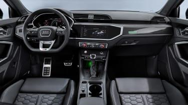 Audi RS Q3 Sportback - dash