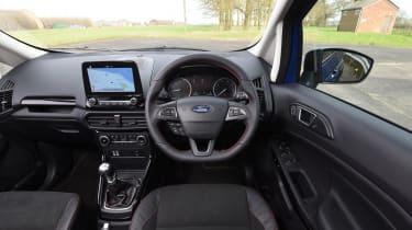 Ford EcoSport - interior