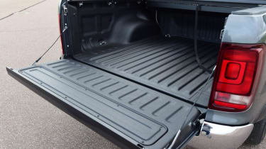 Used Volkswagen Amarok - load bay