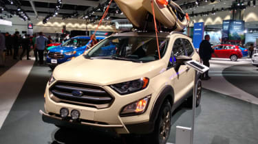 Ford EcoSport - LA Motor Show Bonus