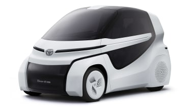 Toyota Concept-i Ride - front