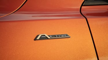 Ford Focus Active - badge
