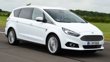Best 7-seater cars - Ford S-MAX
