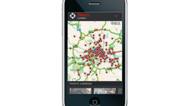 INRIX app