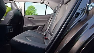 Toyota Camry - rear seats