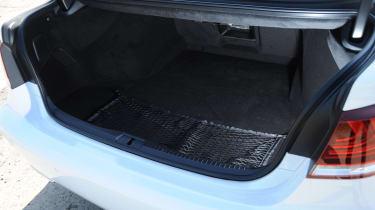 Lexus LS boot