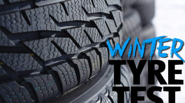 Winter tyre test