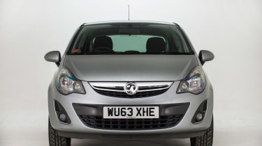 Used Vauxhall Corsa - full front