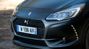 DS 3 Performance review 2016 - front