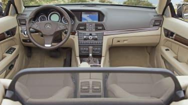 Mercedes E220 CDI Cabrio