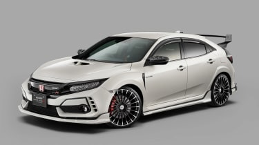 MUGEN CIVIC TYPE R Prototype