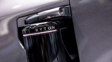 Byton K-Byte Concept - show detail