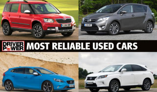 Driver Power used cars 2019