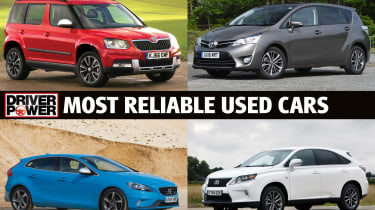 Most Reliable Used Cars 2019 Auto Express