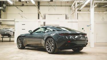 Aston martin DB11 Classic Driver Edition rear