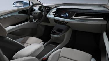 Audi Q4 e-tron concept - cabin