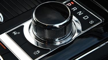 Jaguar XJ L interior detail