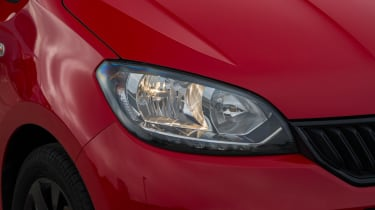 Triple test – Skoda Citigo - headlight