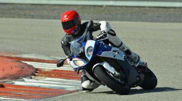 BMW S1000RR Sport ride