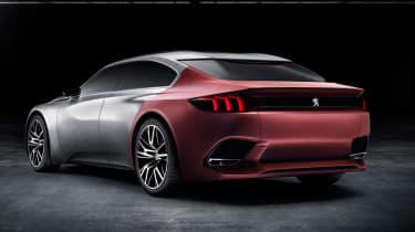 Peugeot Exalt concept car 3