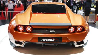 Artega Scalo Superelletra by Touring - Geneva rear