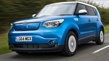 A to Z guide to electric cars - Kia Soul EV