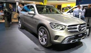 Mercedes GLC 300 e - front static