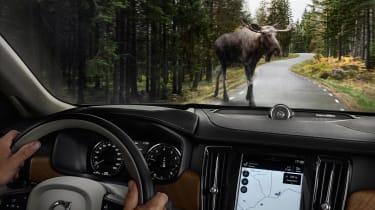 Volvo XC90 2017 elk test
