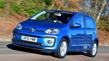 Volkswagen up! - front