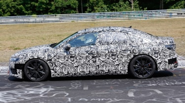 2018 Audi S6 - side