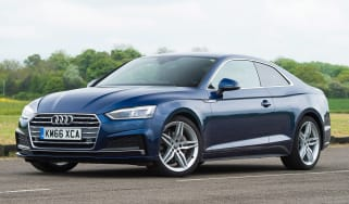 Used Audi A5 Coupe Mk2 - front