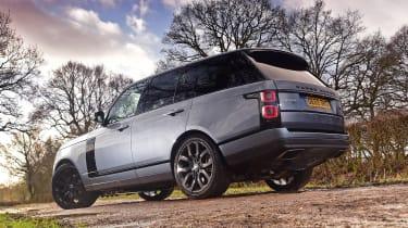 Range Rover P400 - rear