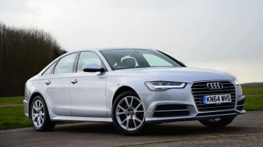 Audi A6 - static