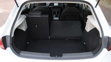 SEAT Leon Ecomotive boot