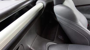 Nissan 370Z detail
