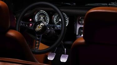 """""""Unleashed"""" Jaguar E-Type restomod"""