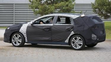 Kia Cee'd 2017 side rear