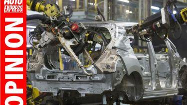 OPINION UK manufacturing