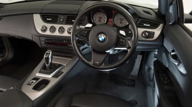 Used BMW Z4 - dash
