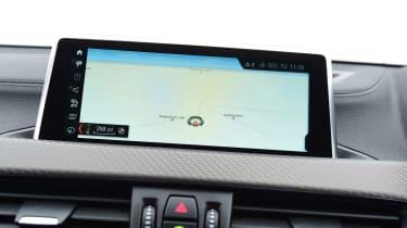 BMW X2 - sat-nav