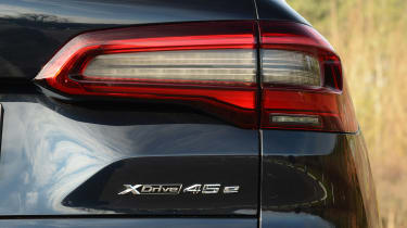 BMW X5 xDrive45e - rear light